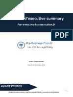 MODELE executive summary