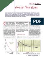 12 Circuitos con Termistores (Montajes) - SE186.pdf