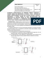 ESTRUCTURAS 1 - Arquitectura - Unidad 3