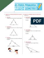 Actividad No. 10 - Guia clasificación de triangulos