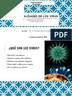 9 Generalidades Virus