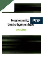 Pensamento Critico.pdf