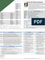 Beaches Terminology Sheet 2