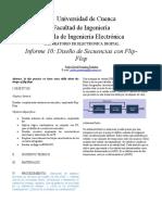 Diseño Secuencial con Flip Flops