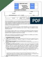 consentimiento informado toma de muestras laboratorio clinico
