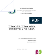 Educacion Sexual Cristina, Josiribel y Luis.