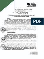 Resoluci n Gerencial Regional de Infraestructura N 206-2018-GR-JUNIN GRI (1)