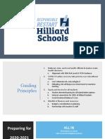 Hilliard City Schools Plan