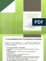 ECONOMIE GENERALE (1)