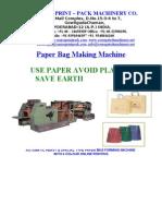 Paper Bag Making Machine (1)