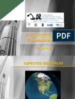 Factores de riesgo a considerar en las obras de ingenieria. Bolivia