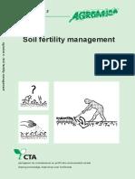 Agrodok-02 Soil fertility management