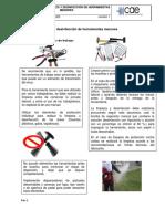 19. INSTRUCTIVO DE LIMPIEZA Y DESINFECCIÓN HTA MANUAL R1