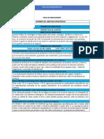 INDICADOR  PERSPECTIVA DE CLIENTES (1)