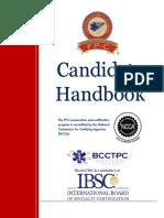 IBSC-FP-C Candidate Handbook