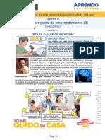 Semana 11 - 3°, 4° y 5° EPT_Recurso_ Mi primer proyecto de emprendimiento III.pdf