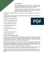DESEMPEÑO DE LA ADMINISTRACIÓN Y ANTECEDENTES -  2da trabajo proceso estrategico