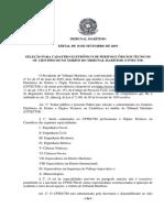 EditalCadastroPeritos