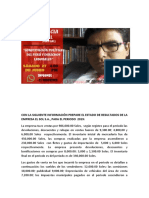 EJERCICIOS ESTADO DE RESULTADOS 2