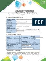 Guía de actividades y rúbrica de evaluación - Tarea 2 - Características de los sistemas de producción animal en las regiones.docx