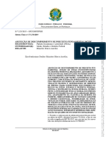 Parecer PGR- ADPF 347