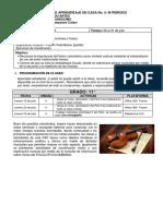 11° VIOLÍN Y VIOLA- PAC TERCER PERIODO- JULIO 6