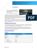Pelco VideoXpert Accessory Server