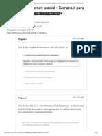 Examen parcial - Semana 4SISTEMAS DE SELECCION-[GRUPO5]