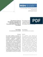 Percepciones hacia el aprendizaje cooperativo del alumnado del Máster de Formación del Profesorado de Secundaria - Pilar Gil Molina