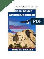 The National Garden of American Heroes