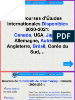 Liste Des Bourses Etudes Internationales.pdf