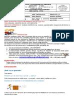 GUIA APRENDIZAJE _3 FISICA_ 10A_ DINAMICA_CONCEPTOS_LEYES DE NEWTON_7_07_
