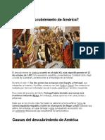 Qué fue el descubrimiento de América (1).docx