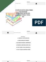 plan de estudios completo(6-11)