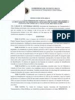 Extensión licencias de conducir DTOP