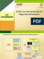 2. Consolidación de la propuesta