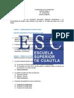 Examen Final de La Asignatura Derecho Penal II
