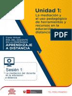 2. La mediación y el uso pedagógico de herramientas en educación a distancia.docx