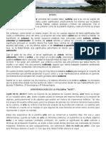 1 EPISTOLA DE EPISTEMOLOGIA