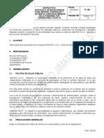 IT-003 VER 0 Instructivo PROTOCOLO de  Bioseguridad COVID-19 (1)