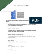 Estados Financieros bajo NIIF - Resumen Presentación-2