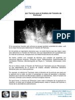 Cuál Es La Mejor Tecnica Para Medir El Tamaño de Partícula