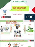 13 ANALISIS AREA CIENCIA - COMPETENCIA INDAGA.ppt