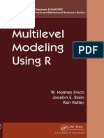 Multilevel modeling using R - Finch Bolin Kelley