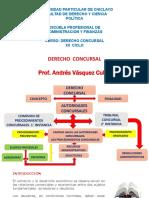 1. DERECHO CONCURSAL -