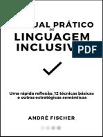 MANUAL PRÁTICO DE LINGUAGEM INCLUSIVA