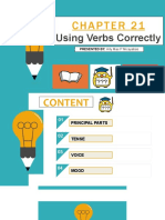 CHAPTER 21 - USING VERBS CORRECTLY UPDATED.pptx