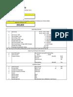 Resume Project PT. YK2