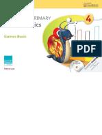 Cambridge Primary Mathematics Games Book 4 With CD-ROM_public