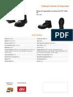 FT-botas de seguridad